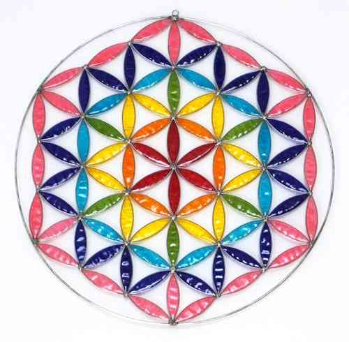 Suncatcher Flower of Life